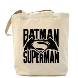 Сумка Бэтмен vs. Супермен