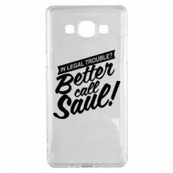 Чохол для Samsung A5 2015 Better call Saul!