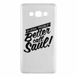 Чохол для Samsung A7 2015 Better call Saul!