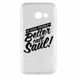 Чохол для Samsung A3 2017 Better call Saul!