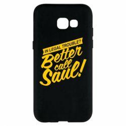 Чохол для Samsung A5 2017 Better call Saul!
