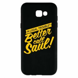 Чохол для Samsung A7 2017 Better call Saul!