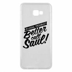 Чохол для Samsung J4 Plus 2018 Better call Saul!