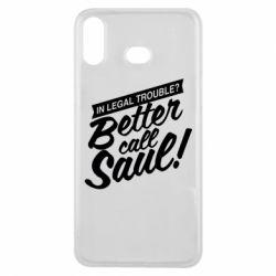 Чохол для Samsung A6s Better call Saul!