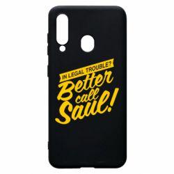 Чохол для Samsung A60 Better call Saul!