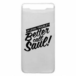 Чохол для Samsung A80 Better call Saul!