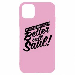 Чохол для iPhone 11 Pro Better call Saul!