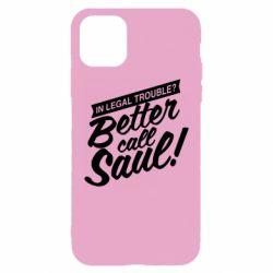Чохол для iPhone 11 Pro Max Better call Saul!