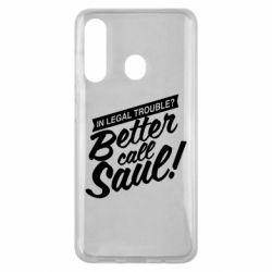 Чохол для Samsung M40 Better call Saul!