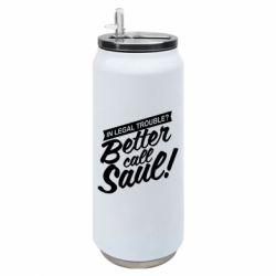 Термобанка 500ml Better call Saul!