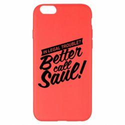 Чохол для iPhone 6 Plus/6S Plus Better call Saul!