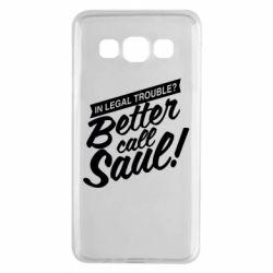 Чохол для Samsung A3 2015 Better call Saul!