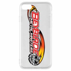 Чехол для iPhone 7 Beyblade Metal Masters