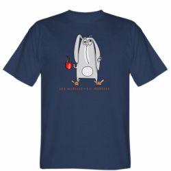 Мужская футболка Без эспрессо я в депресо