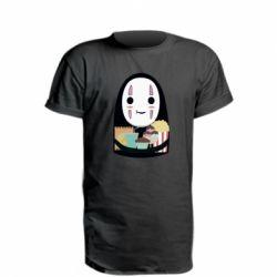 Подовжена футболка Безликий з вкусняшками