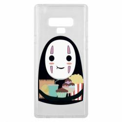 Чохол для Samsung Note 9 Безликий з вкусняшками