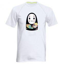Чоловіча спортивна футболка Безликий з вкусняшками