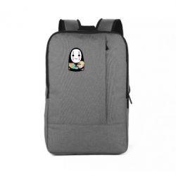 Рюкзак для ноутбука Безликий з вкусняшками