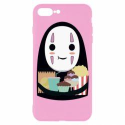 Чохол для iPhone 7 Plus Безликий з вкусняшками