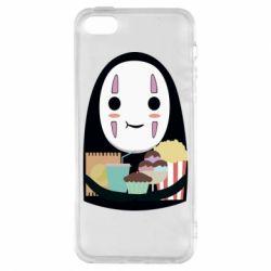Чохол для iphone 5/5S/SE Безликий з вкусняшками