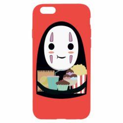 Чохол для iPhone 6/6S Безликий з вкусняшками