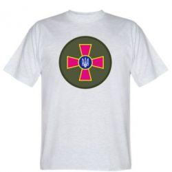 Мужская футболка Безпека Військової Служби