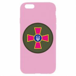 Чехол для iPhone 6/6S Безпека Військової Служби