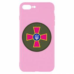 Чехол для iPhone 8 Plus Безпека Військової Служби