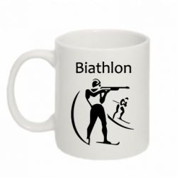 Кружка 320ml Biathlon