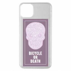 Чохол для iPhone 11 Pro Max bicycle or death
