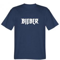 Футболка Bieber
