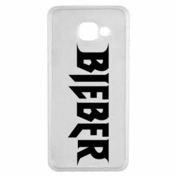 Чехол для Samsung A3 2016 Bieber
