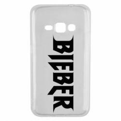 Чехол для Samsung J1 2016 Bieber