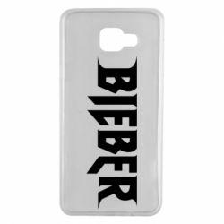 Чехол для Samsung A7 2016 Bieber