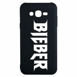 Чехол для Samsung J7 2015 Bieber