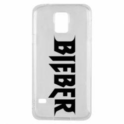 Чехол для Samsung S5 Bieber