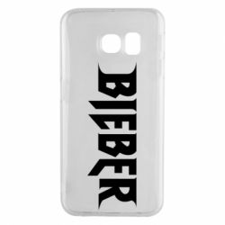 Чехол для Samsung S6 EDGE Bieber