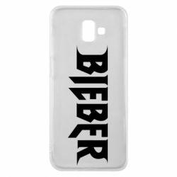 Чехол для Samsung J6 Plus 2018 Bieber