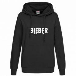 Женская толстовка Bieber