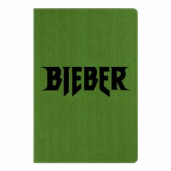 Блокнот А5 Bieber