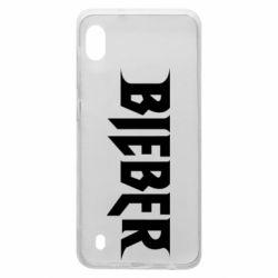Чехол для Samsung A10 Bieber
