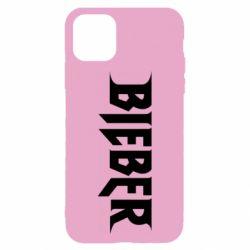 Чехол для iPhone 11 Bieber