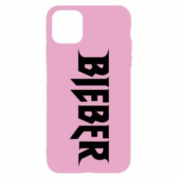 Чехол для iPhone 11 Pro Bieber
