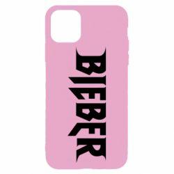 Чехол для iPhone 11 Pro Max Bieber
