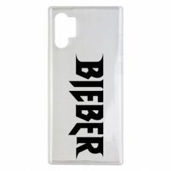 Чехол для Samsung Note 10 Plus Bieber