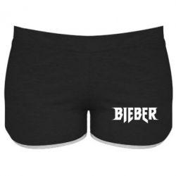 Женские шорты Bieber