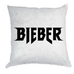 Подушка Bieber