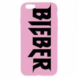 Чехол для iPhone 6 Plus/6S Plus Bieber