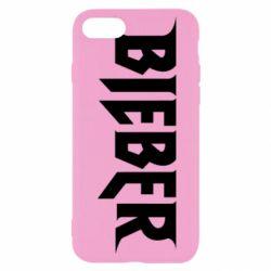 Чехол для iPhone 8 Bieber