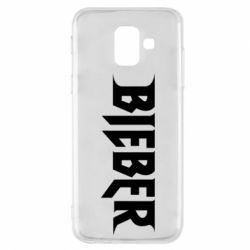 Чехол для Samsung A6 2018 Bieber